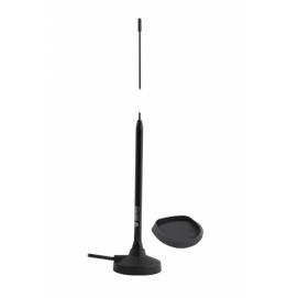 PS Antena CB SIRIO CB50, 50cm, magnetyczna  NEW.