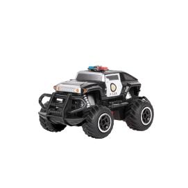 Mini samochód zdalnie sterowany POLICE