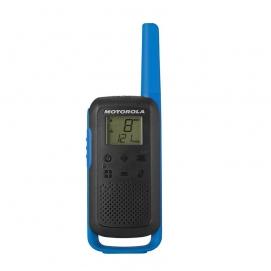 Radiotelefony ręczne PMR Motorola T62 niebieskie