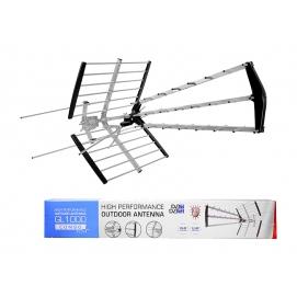 Antena DVB-T GL1000+ LTE COMBO VHF/UHF (AX1000+)