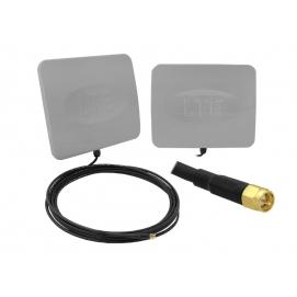 Antena LTE 4G zewnętrzna z kablem 5m.