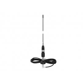 Antena CB SIRIO MINI-SNAKE 27, 61cm.