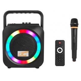 Głośnik aktywny LTC PA100 POWER AUDIO 120W + mikrofon