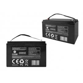 Akumulator żelowy 12V 100Ah.