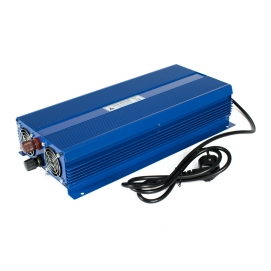 Zasilacz awaryjny UPS-2000SE 12VDC / 230VAC 2000W - ŁADOWANIE 6A - SINUS ECO MODE