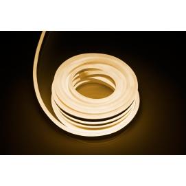 Sznur diodowy mini neon jednostronny 10m, 6,9W, 230V, ciepły biały