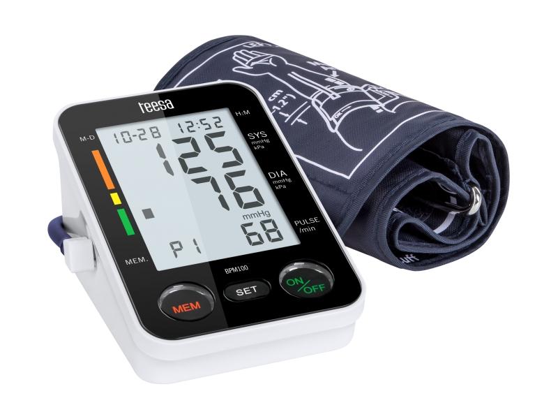 Ciśnieniomierz naramienny automatyczny BPM100