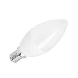 Lampa LED świeca 5W, E14 4000K, 230V