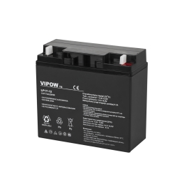 Akumulator żelowy VIPOW 12V 17Ah