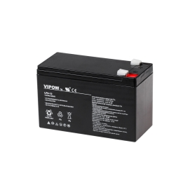Akumulator żelowy VIPOW 12V 9Ah