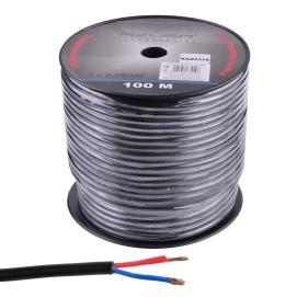Kabel głośnikowy okrągły AZUSA  2.5mm