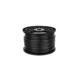 Kabel mikrofonowy stereo 6mm czarny