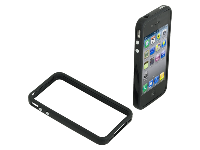 Etui typu ramka ochronna do iPhone 5