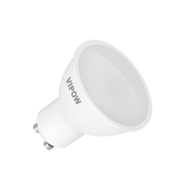 Lampa LED 5W GU10 , 3000K, 230V