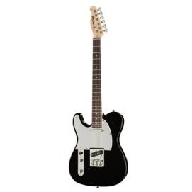 Gitara elektryczna dla leworęcznych Harley Benton TE-20 BK LH Standard