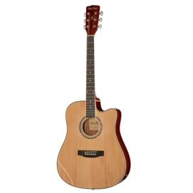 Gitara elektroakustyczna Harley Benton D-120CE NT