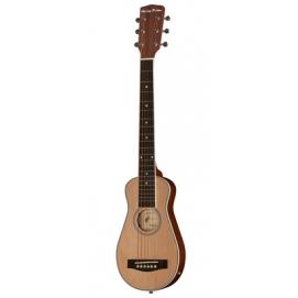 Kompaktowa gitara elektroakustyczna Harley Benton Traveler