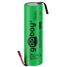 AA (Mignon)/HR6 - 2100 mAh - Low-self-discharge NiMH battery (ready-to-use), 1.2 V