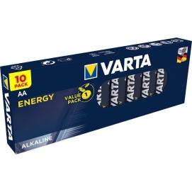 Energy LR6/AA (Mignon) (4106), 10 pcs. blister - alkaline manganese battery, 1.5 V