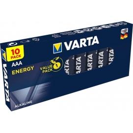 Energy LR03/AAA (Micro) (4103), 10 pcs. blister - alkaline manganese battery, 1.5 V