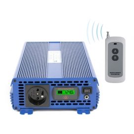 Przetwornica napięcia 24 VDC / 230 VAC ECO MODE SINUS IPS-2000S PRO 2000W