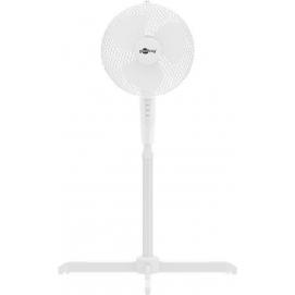 16-inch pedestal fan, white - Ø40 cm