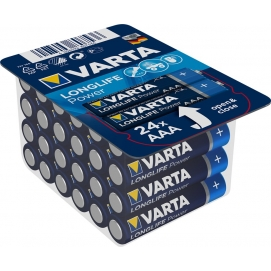 Bateria alkaliczno-manganowa (alkaliczna), 1,5 V / Varta