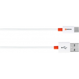 Charge'n Sync USB Type-C, white, USB-C male, 1 m - for all USB devices with USB Type-C 2.0 port