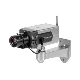Atrapa kamery tubowej obrotowej z LED DK-13 Cabletech