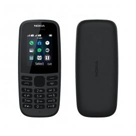 Telefon GSM Nokia 105 czarny