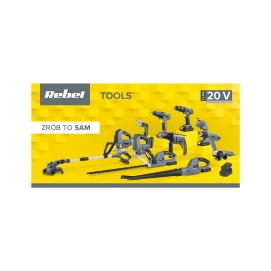 Baner Rebel Tools (2 x 1 m)