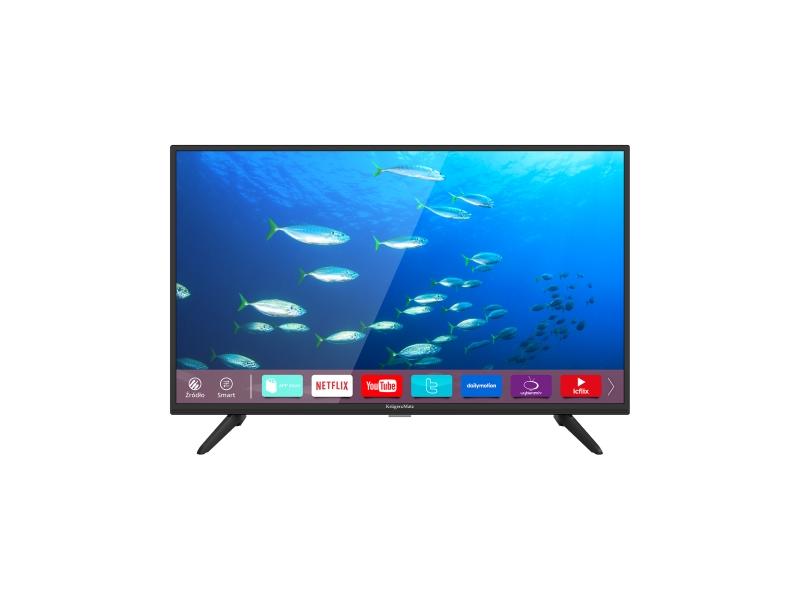 """Telewizor Kruger&Matz 32"""" HD smart DVB-T2/S2 H.265"""
