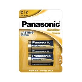 Bateria alkaliczna Panasonic BRONZE LR14 2szt./bl.