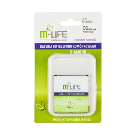 Bateria M-Life EBB600BE do SAMSUNG Galaxy S4 i9500