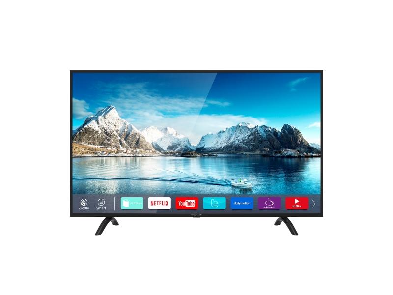 "Telewizor Kruger&Matz 50"" UHD 4K smart DVB-T2 H.265"