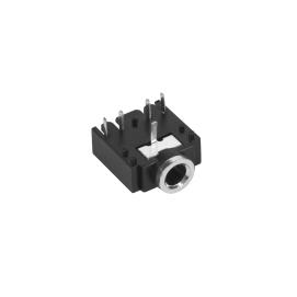 Gniazdo Jack 3,5 mm stereo druk Cabletech