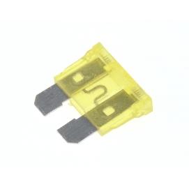Bezpieczniki samochodowe MIDI 20A płytkowe