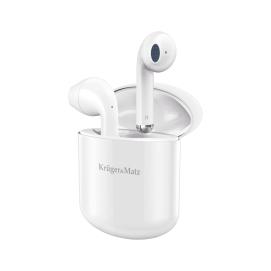 Bezprzewodowe słuchawki douszne TWS Kruger&Matz M2