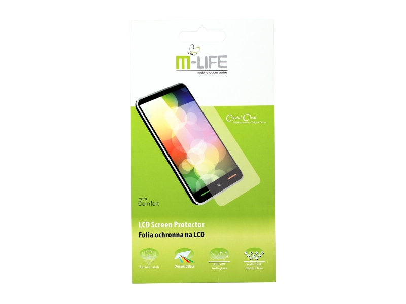 Folia ochronna M-LIFE do SAMSUNG S5570 GALAXY MINI