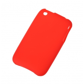 Back cover case do IPHONE 3G 3GS czerwony