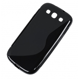 Back Cover Case M-LIFE S-line do Samsung Galaxy S III 3