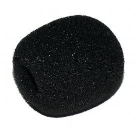 Owiewka (gąbka) mikrofonowa mała czarna