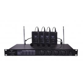 Zestaw mikrofonów LS-8888 Azusa (4 mikrofony nagłowne)