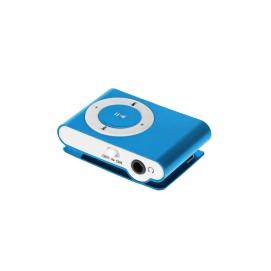 Odtwarzacz MP3 Quer z czytnikiem kart niebieski