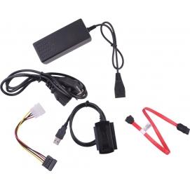 """Konwerter USB na IDE 2,5"""" i 3,5"""" + S-ATA"""