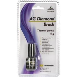 Pasta termoprzewodząca Diamond Brush 4g AG