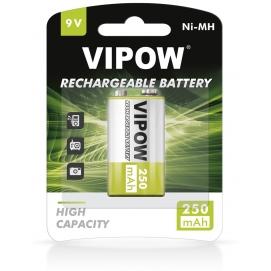 Akumulatorki VIPOW HF9 250 mAh Ni-MH 1sz/bl