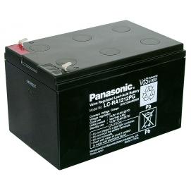 Akumulator żelowy AGM Panasonic (LC-RA1212PG) 12V 12Ah