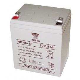 Akumulator żelowy AGM YUASA (NPH5-12) 12V 5Ah