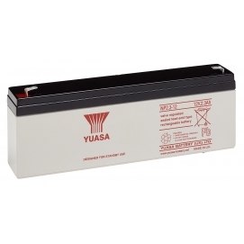 Akumulator żelowy AGM YUASA (NP2.3-12) 12V 2,3Ah